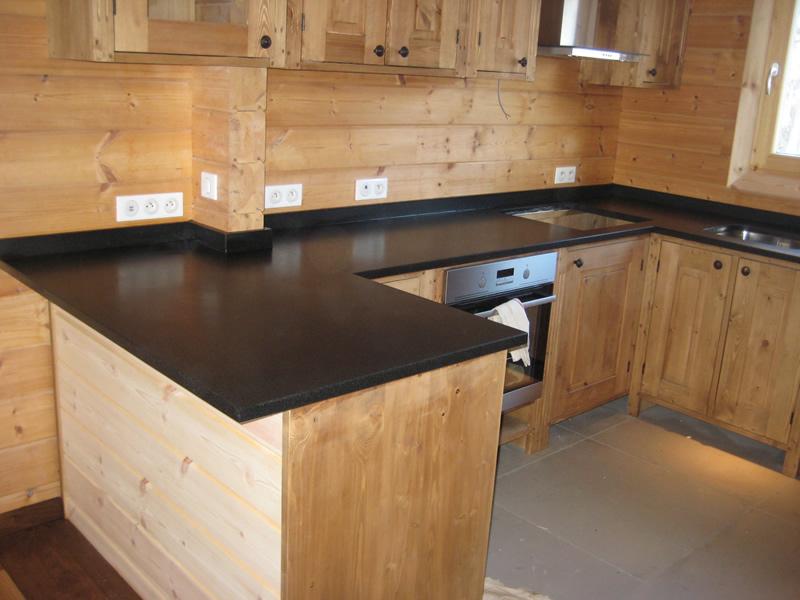 Ruscetta granit marbre sallanches for Granit plan de travail avis